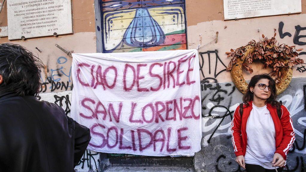 Homicidio de Desirée Mariottini:  Le hicieron creer que tomaba metadona pero era un cóctel que les permitiera violarla