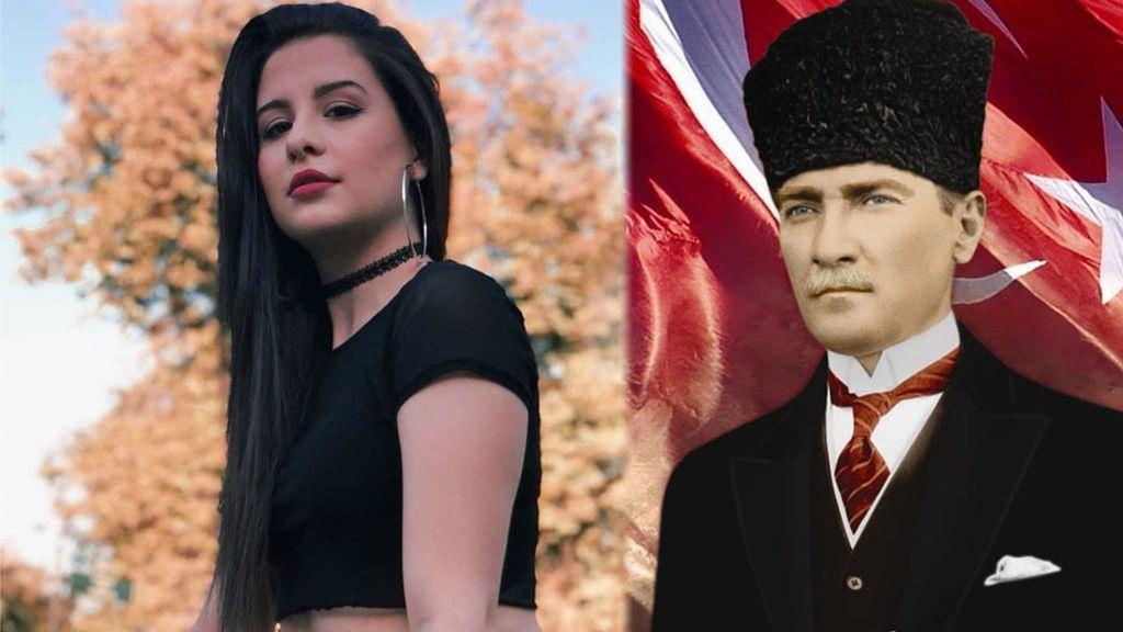 Un 'nacionalista turco' roba la cuenta de Thalía Garrido