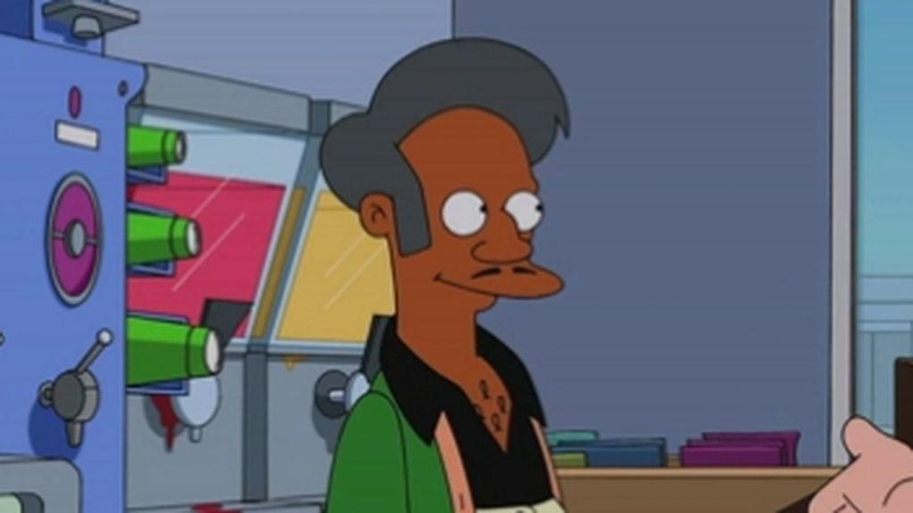 """La decisión de eliminar a Apu de 'Los Simpson' """"apesta"""" a seguidores"""