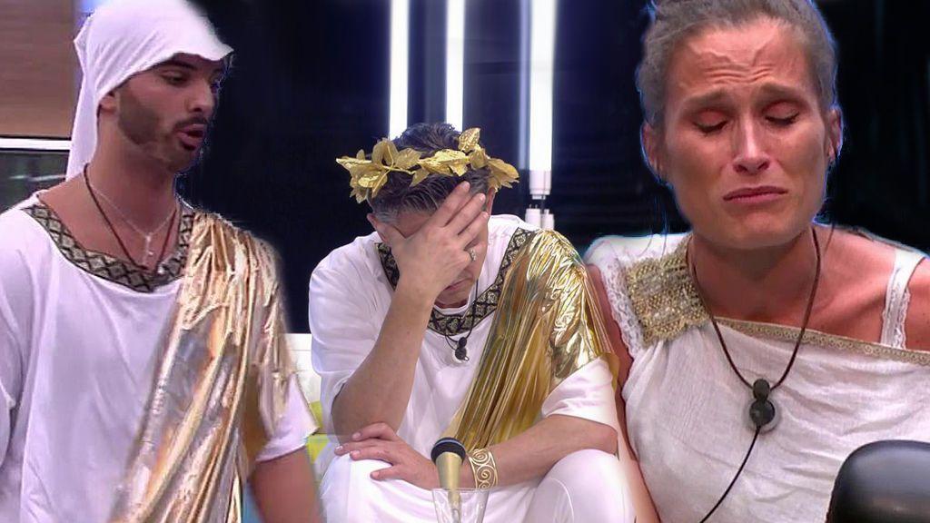 Verdeliss termina llorando, Asraf se niega a hacer su misión y Suso insulta a los 'dioses'