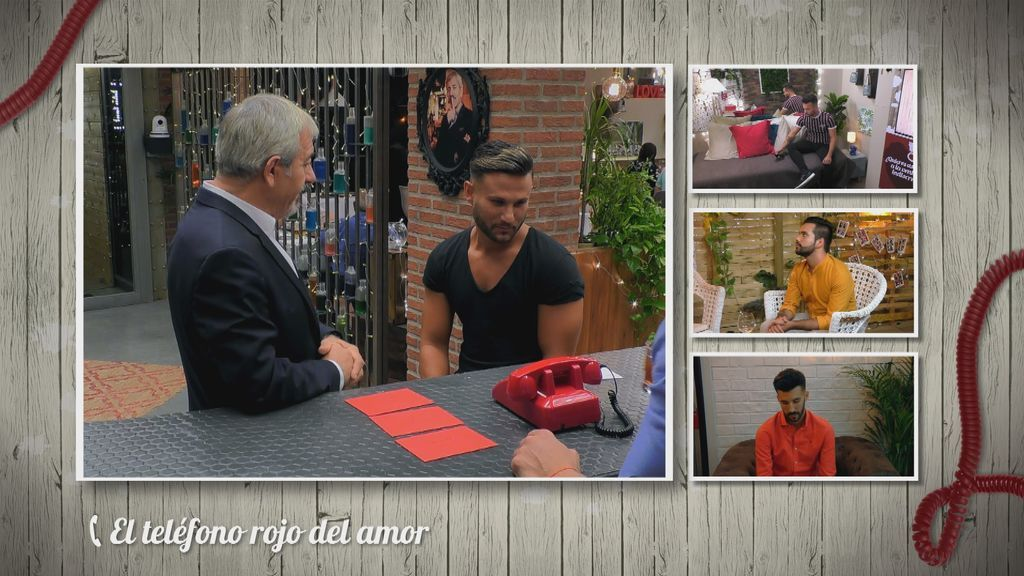 "Un ""enredo"" de cuadrado amoroso gay, en 'First dates'"