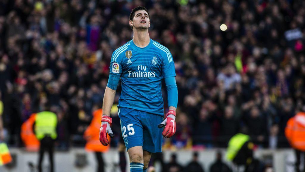 ¿Necesitaba el Real Madrid a Courtois? El portero belga firma peores números que Keylor desde que llegó