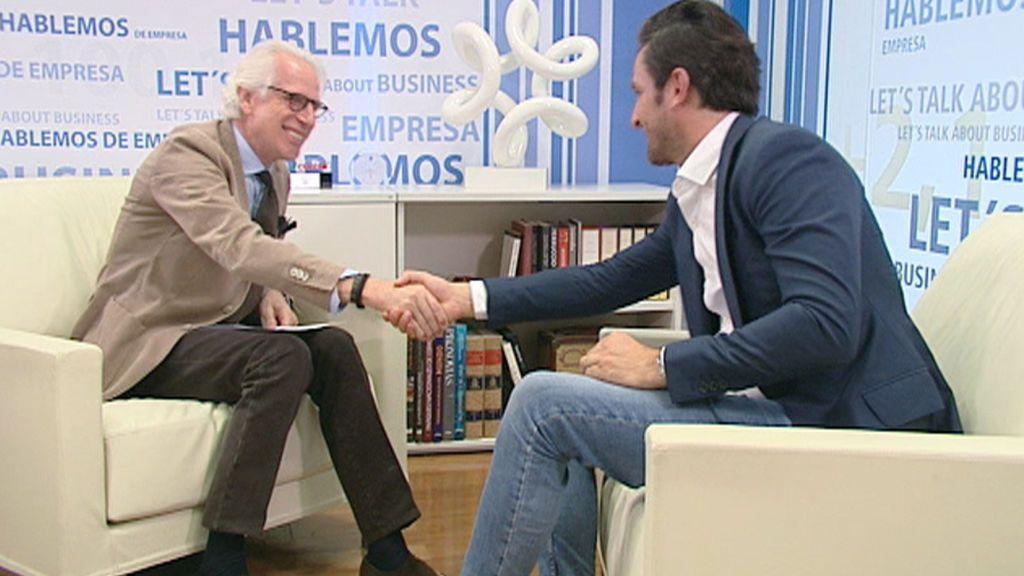 """Leandro Pérez-Cuvit: """"Hay que centrarse en la ilusión y la pasión"""""""