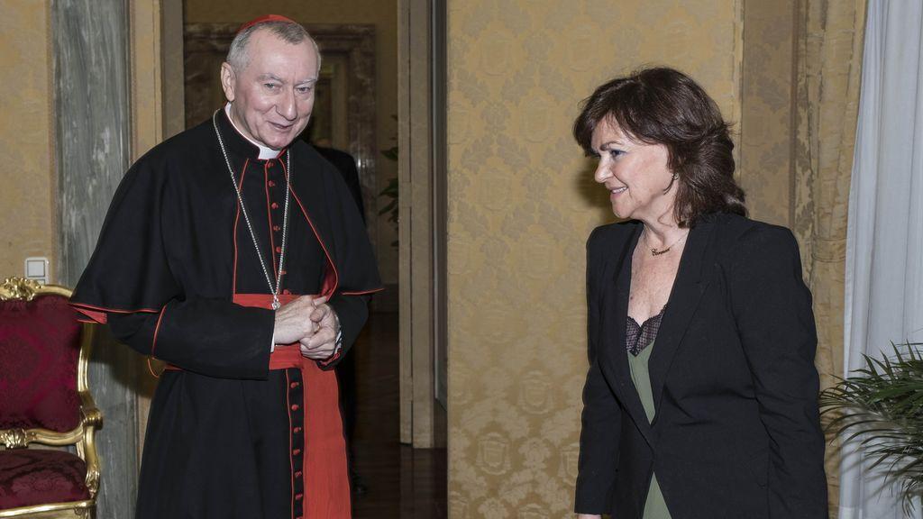 El Vaticano aclara que no se pronunció sobre el lugar de la inhumación de Franco