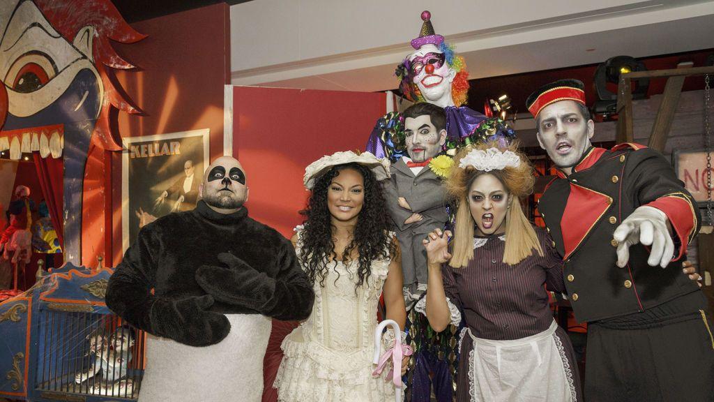 Estreno de 'La casa de mis pesadillas' de los hermanos Scott, evento especial de Divinity en Halloween