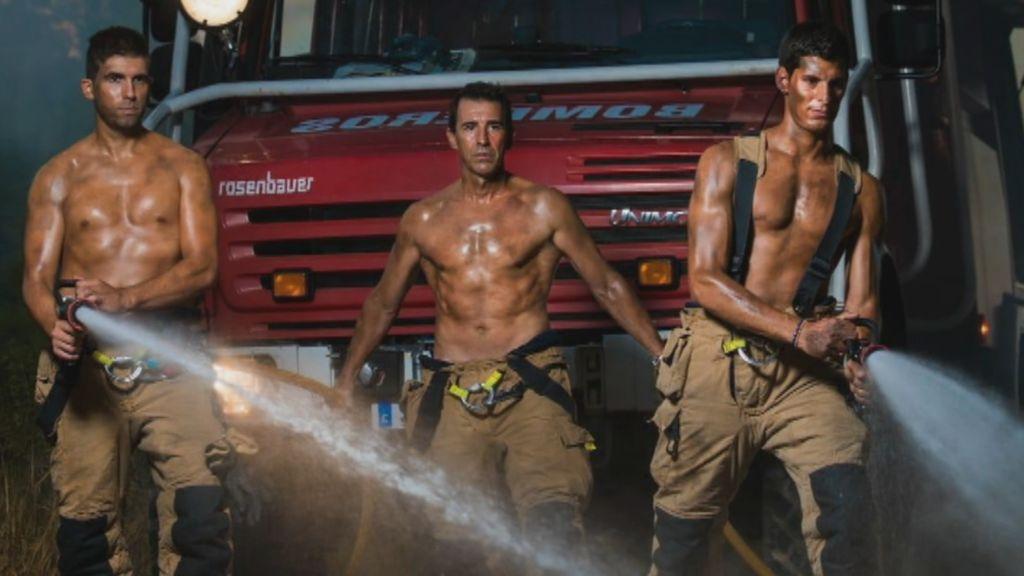 Calendario bomberos