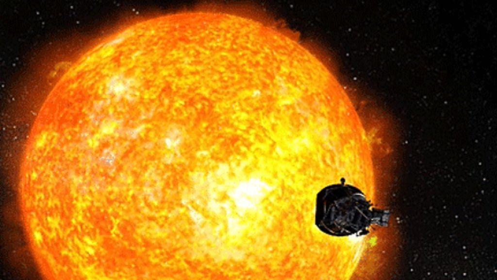 La NASA se acerca al sol como nunca antes con la Parker Solar Probe