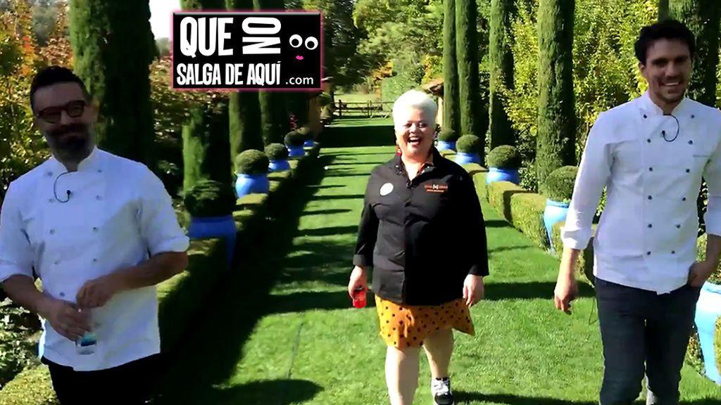 """La divertida e informal llegada a 'Bake Off' del jurado más """"hot"""" que se avecina en televisión"""