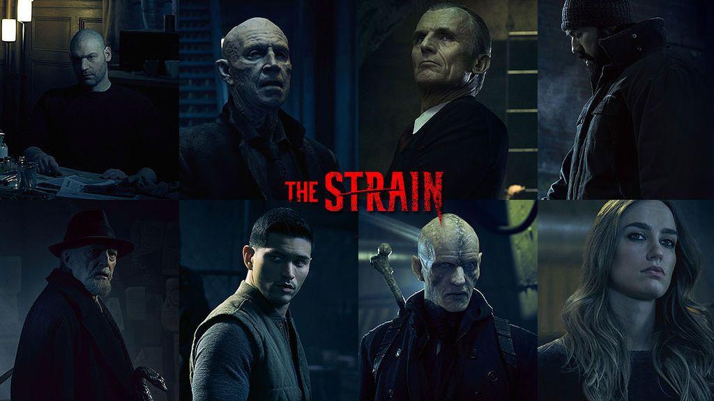 ¿Quién es quién en la temporada 4 de 'The Strain'?