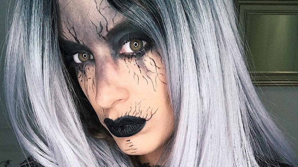 Tutorial de maquillaje para Halloween 'last minute': seis cosas que debes saber para no fastidiarla en la fiesta