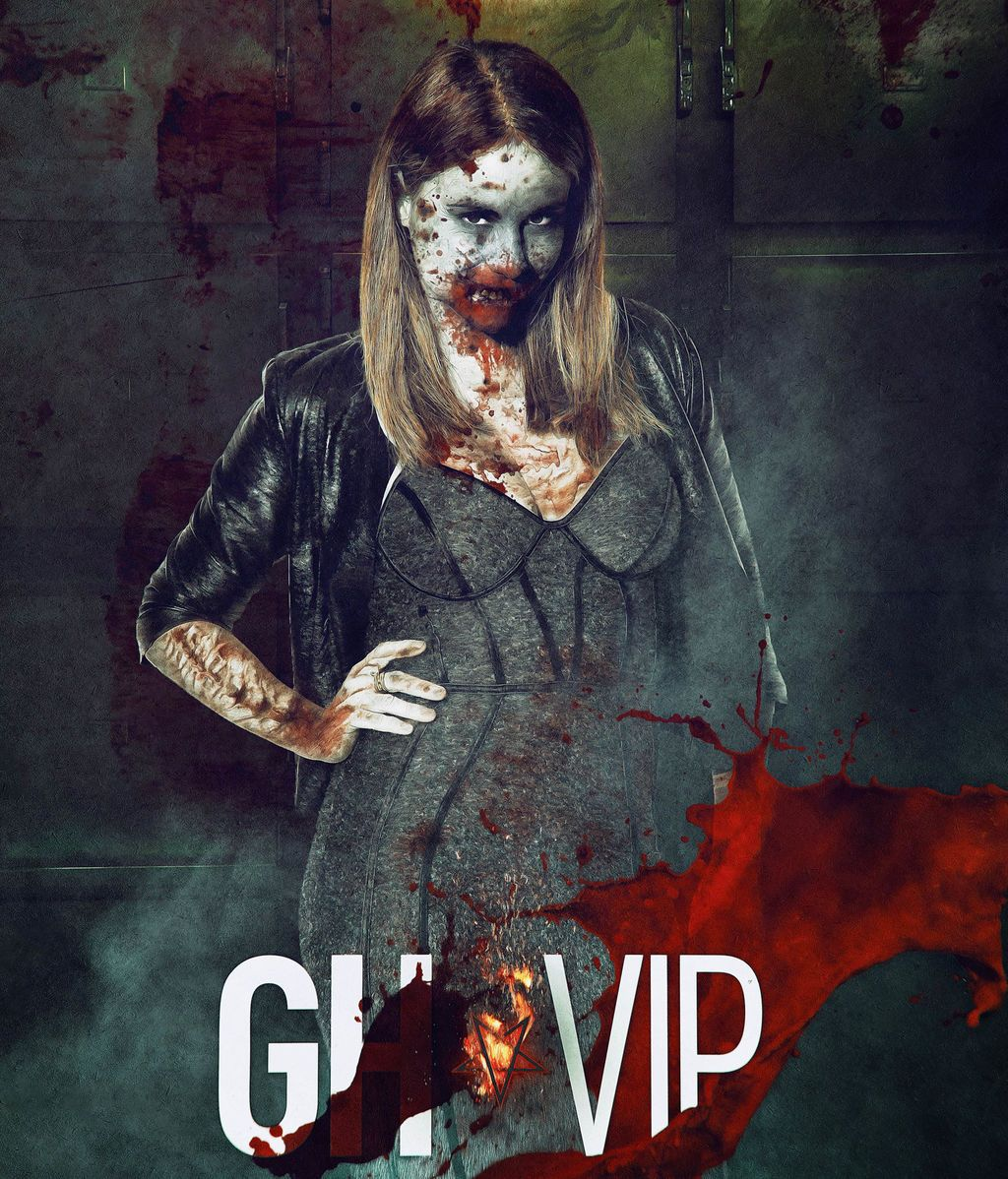 Noche de Halloween en 'GH VIP'