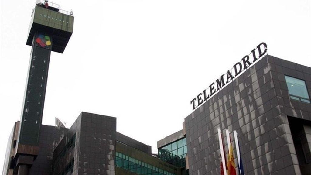 Sede de Telemadrid en Pozuelo de Alarcón (Madrid).