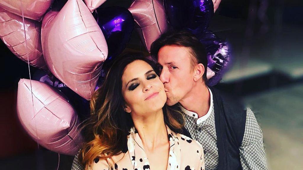 """""""Eres mi amor, mi mejor amigo, mi calma y mi cable a tierra"""": la declaración de Romina a Guti en su 42 cumpleaños"""