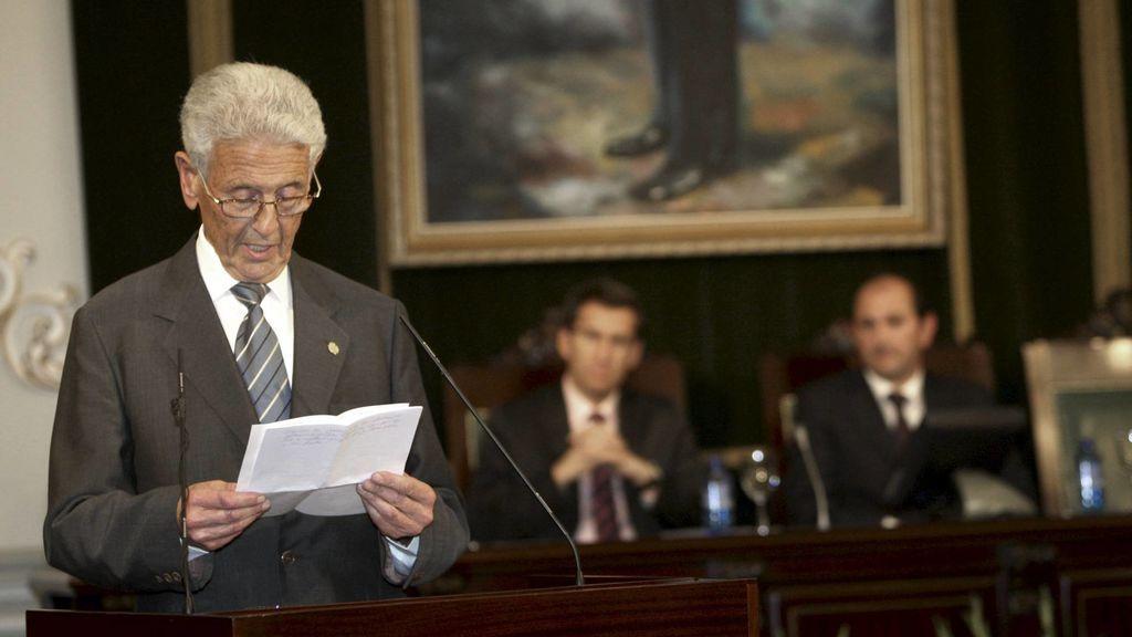 Fallece el padre de Mariano Rajoy a los 97 años