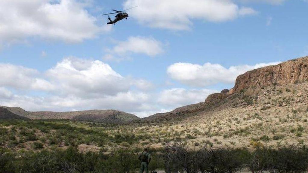 Una mujer sobrevive seis días en el desierto de Arizona tras sufrir un accidente