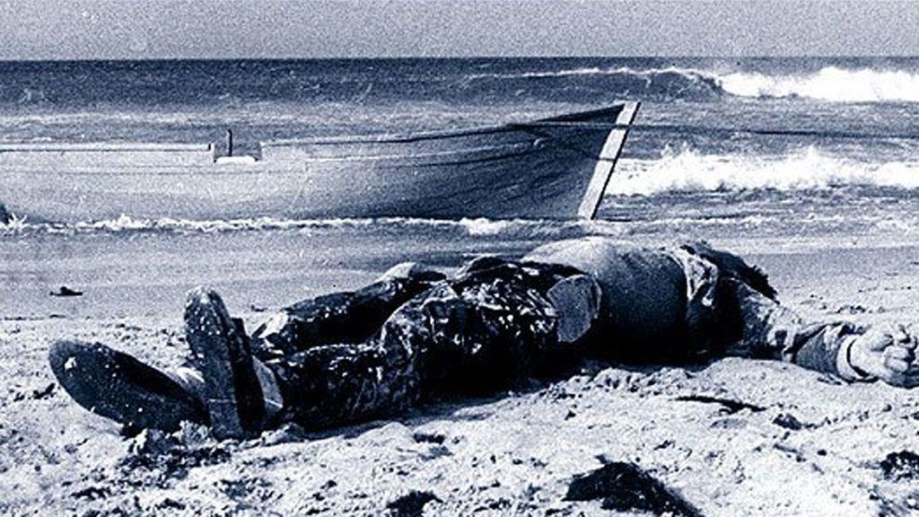 La primera muerte de un inmigrante en el Estrecho ocurrió hace 30 años