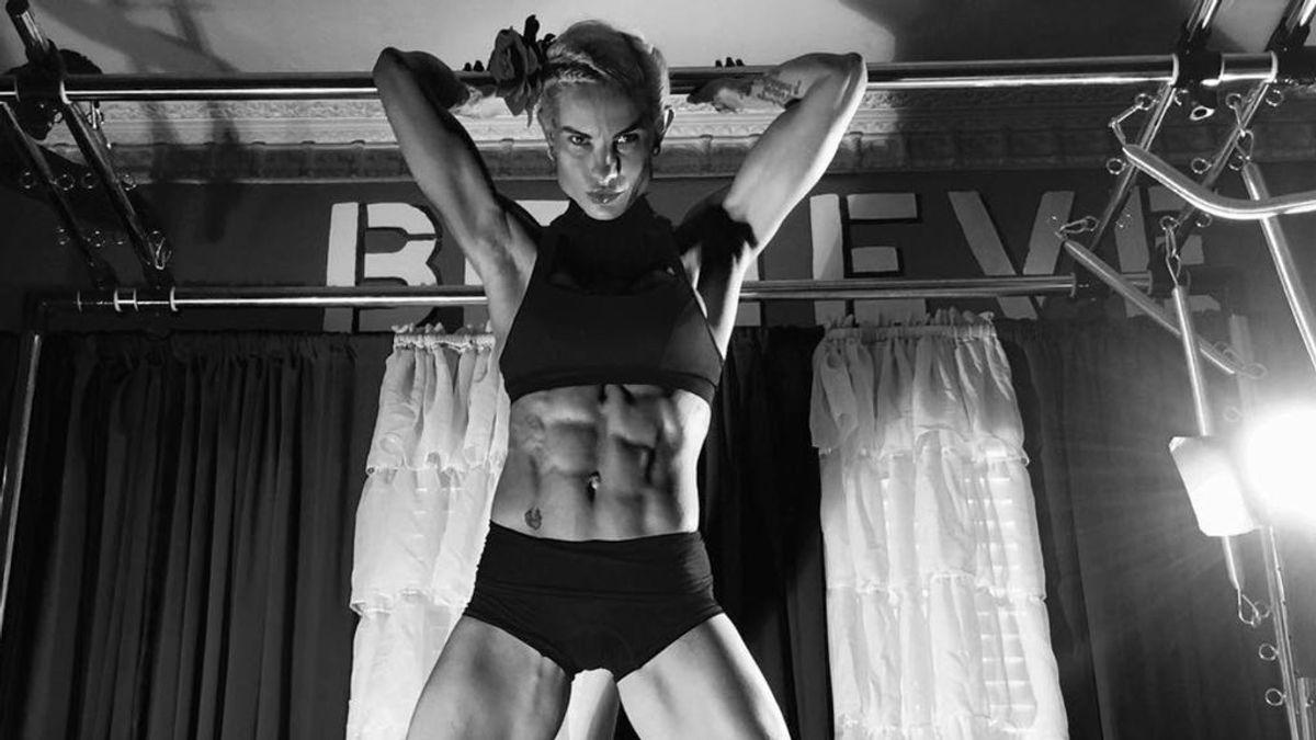 Hallan muerta en la bañera, a los 42 años de edad, a Mandy Blank, icono mundial del fitness
