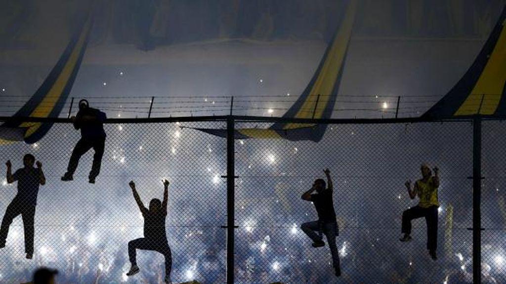 La lección de compañerismo de los juveniles de Boca y River antes de la Libertadores