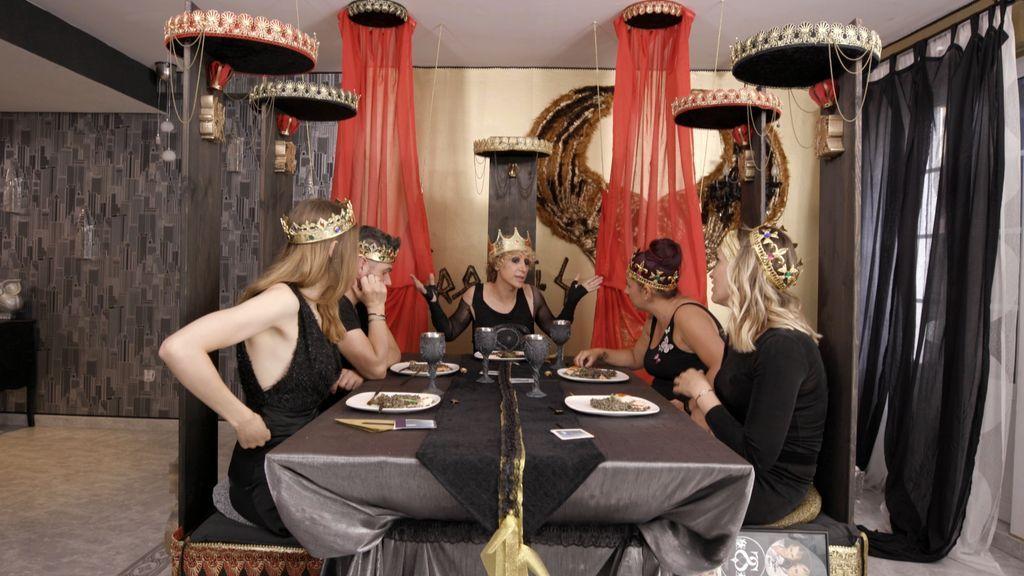 Cena de José en 'Ven a cenar conmigo', Galicia.
