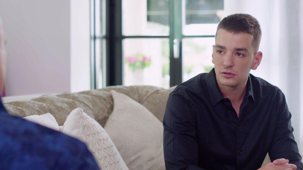 """Alessandro Lecquio, el gran ausente en la vida de su hijo Clemente: """"No asumió sus responsabilidades"""""""
