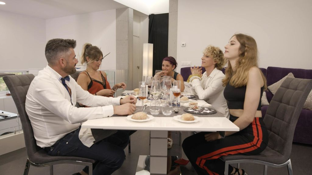 Cena de Ainhoa en 'Ven a cenar conmigo', Galicia.