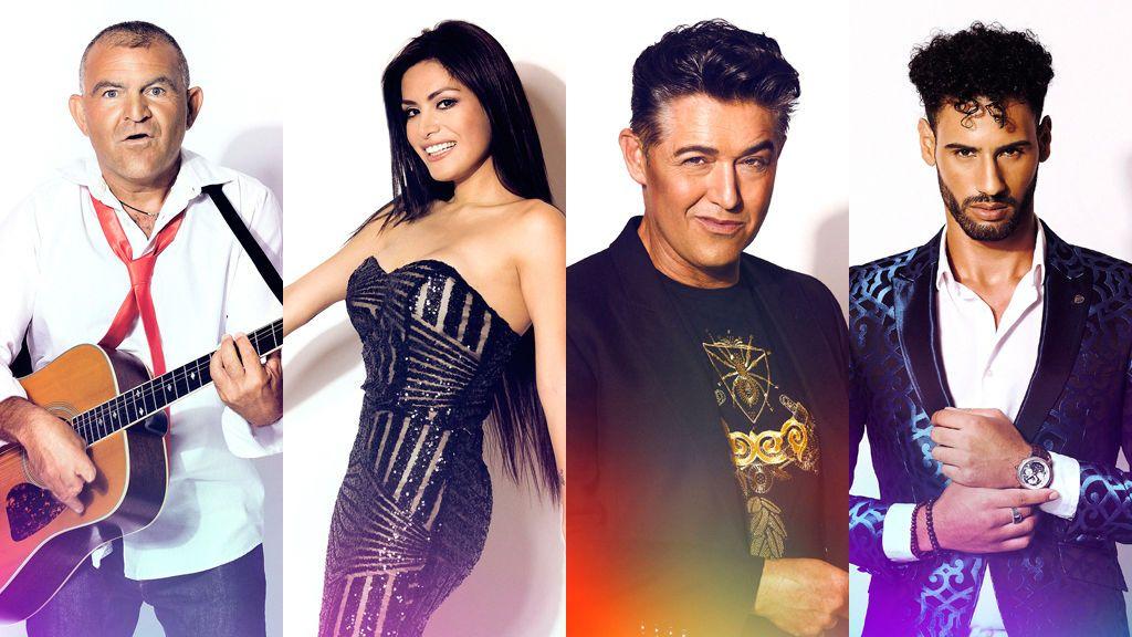 Los nominados de la gala 8 de 'GH VIP 6' son el Koala, Miriam, Ángel y Asraf