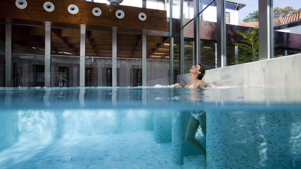 Centro Termal El Manantial piscina_relajacion