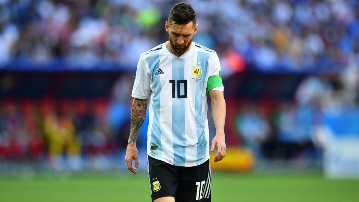 """Messi, imputado en Argentina por """"blanqueo de dinero"""" a través de su fundación"""