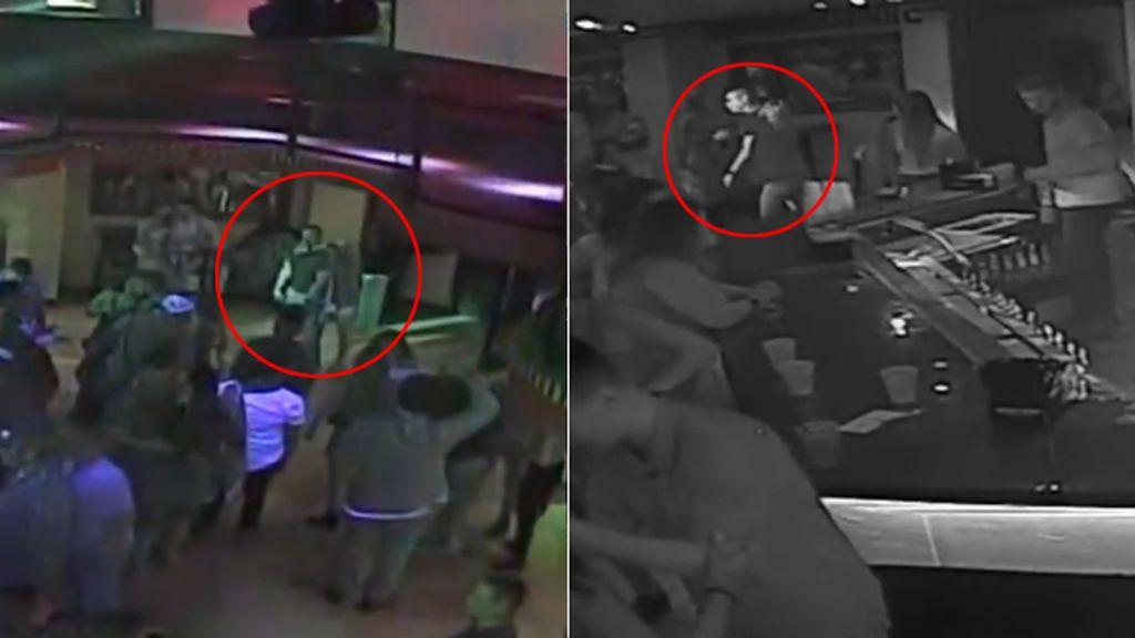 Una joven ahoga y deja inconsciente a un portero de discoteca porque pensó que le había tocado el culo