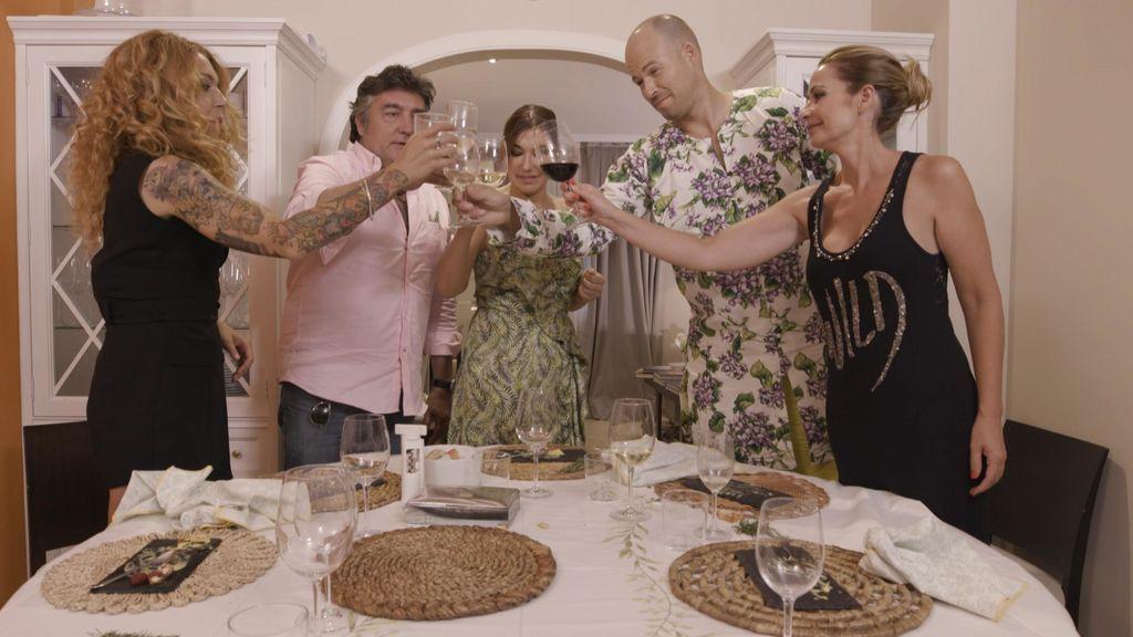 'Ven a cenar conmigo, gourmet edition' acaba temporada entre glamour y sofisticación