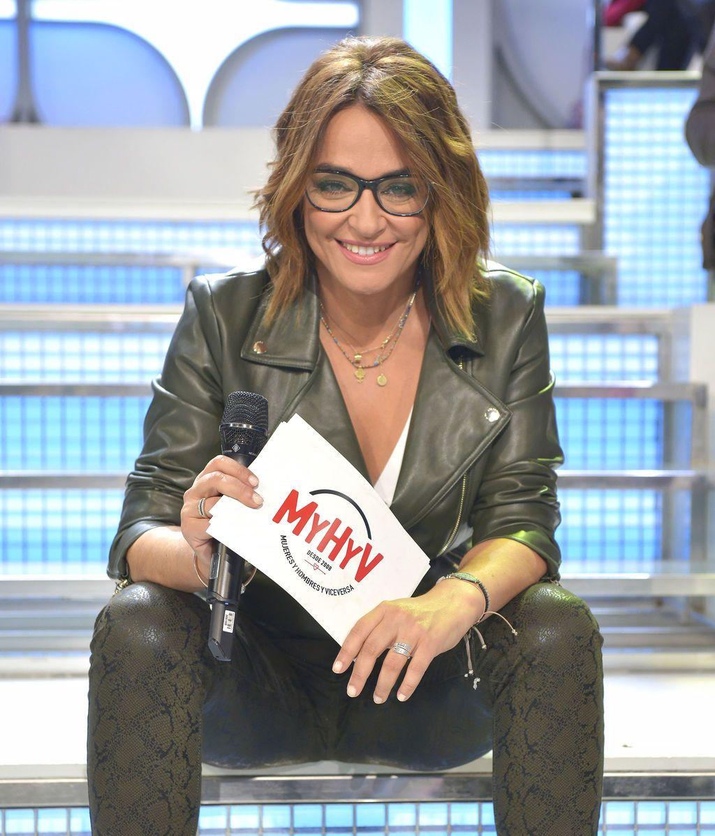 Toñi Moreno debuta al frente de 'Mujeres y Hombres y Viceversa' con el regreso al trono de Alberto Santana