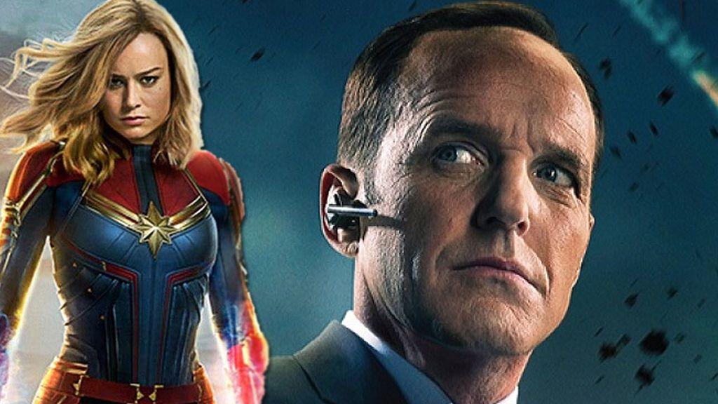 El origen de Capitana Marvel se esconde entre los objetos de Phil Coulson
