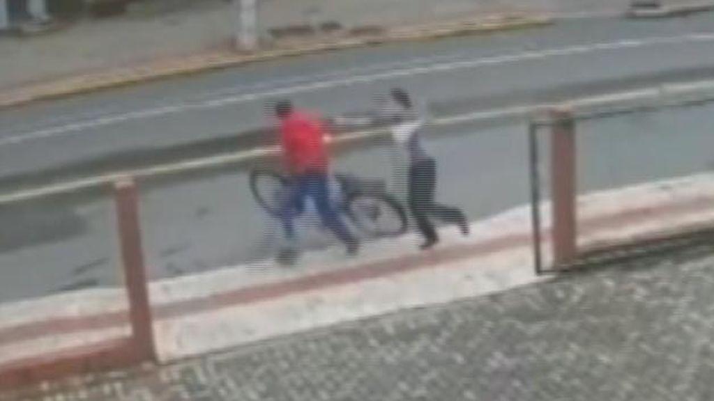 El ladrón robado