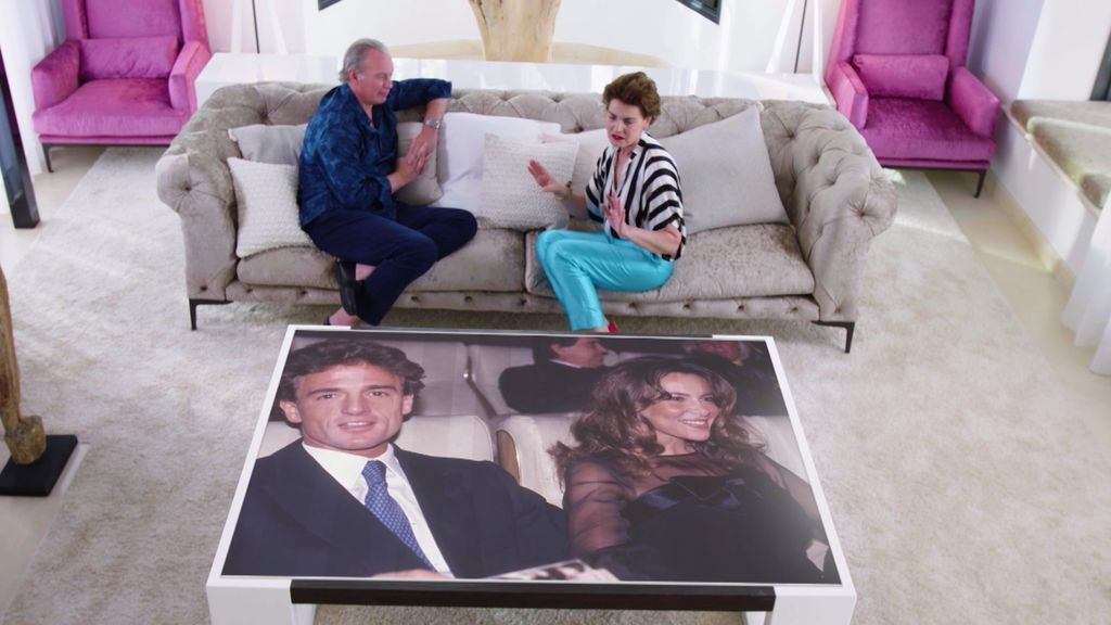 Antonia Dell'Atte desvela, paso a paso, cómo descubrió la infidelidad de su marido Lequio con Ana Obregón