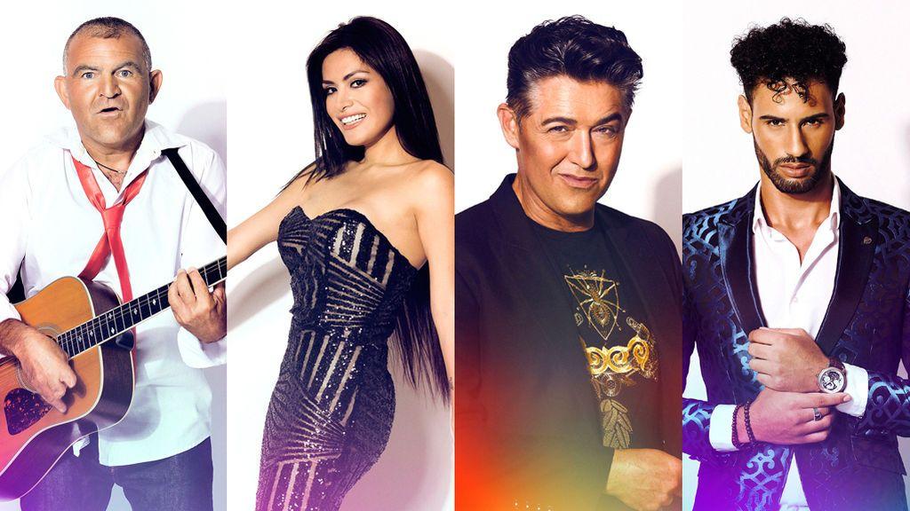 El Koala, Miriam, Ángel y Asraf, nuevos nominados de 'GH VIP 6'