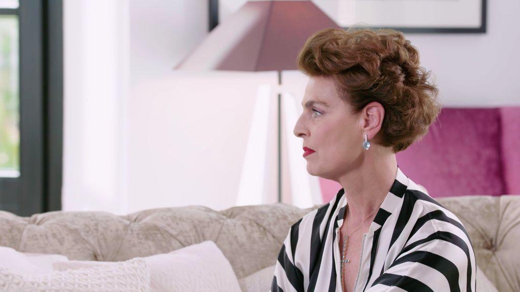 Antonia Dell'Atte desvela su tormentoso pasado con Lecquio y carga contra Ana Obregón