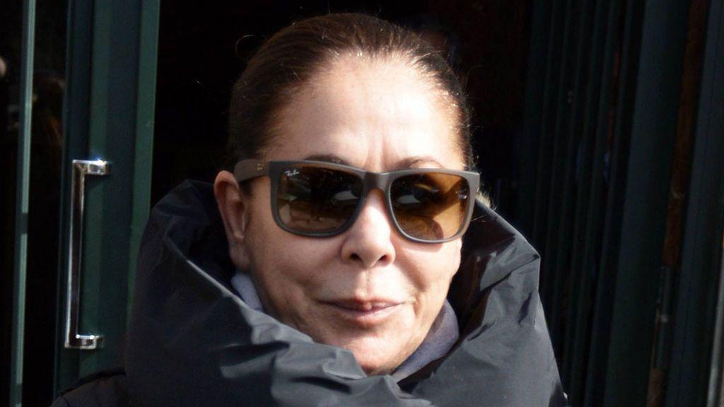 Isabel Pantoja recibe un duro golpe profesional