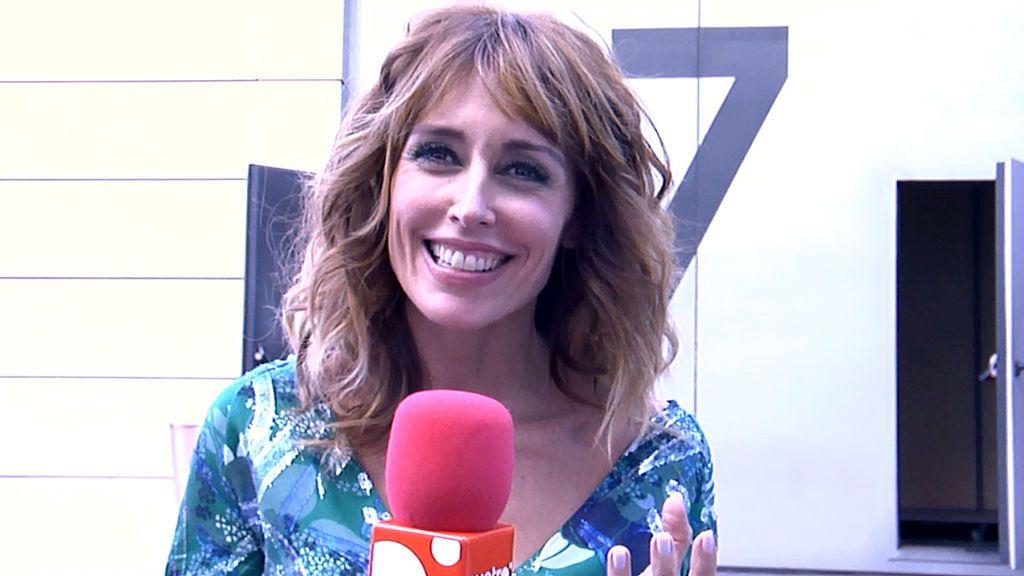 """Emma García,  en exclusiva: """"En estos 10 años me han pasado muchas cosas que han estado ligadas a 'MyH"""""""