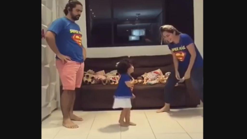 Tocaba celebrar Halloween y esta familia decidió marcar la diferencia