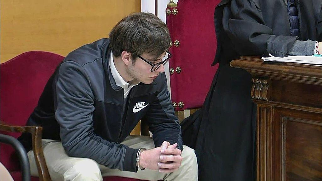 El jurado popular declara culpable a Patrick Nogueira, el descuartizador de Pioz
