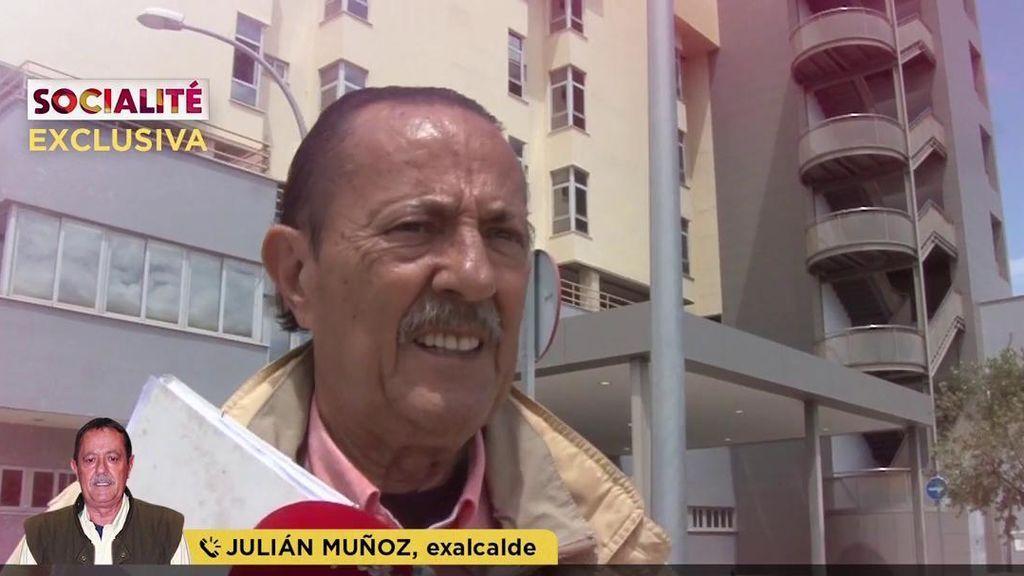 'Socialité' habla en exclusiva con Julián Muñoz: Irá a casa por Navidad con una pulsera telemática
