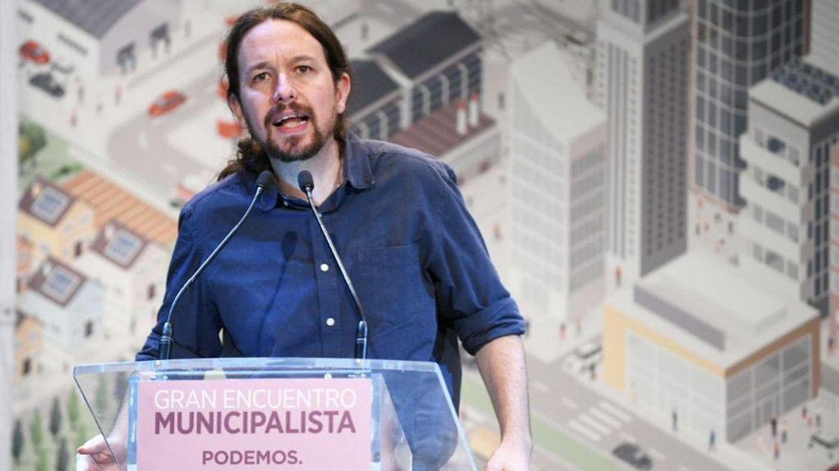 """Iglesias: """"Los de 'La Manada' fueron condenados a 9 años y a Junqueras le piden 25"""""""