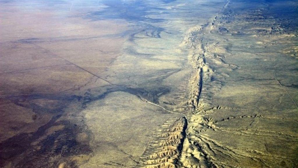 Temen catastrófico terremoto por un fenómeno en la falla de San Andrés