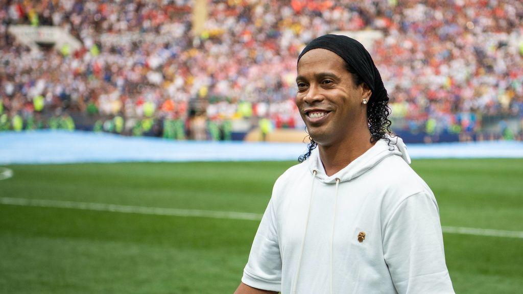 Retiran el pasaporte a Ronaldinho tras no pagar una multa por causar daños medioambientales