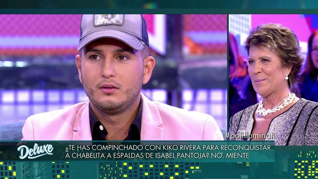 Panto-traición: El polígrafo a Omar desvela la deslealtad de Kiko Rivera a su madre, Isabel Pantoja