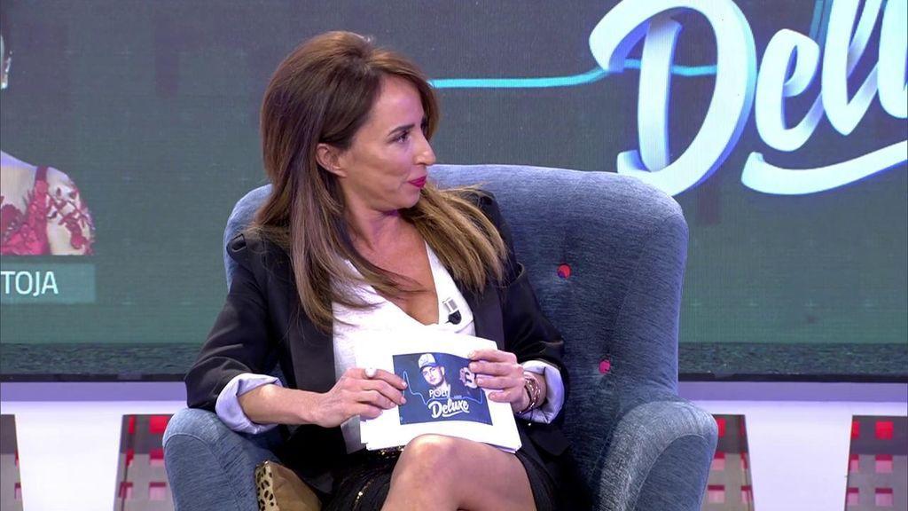 """El mosqueo de María Patiño con Omar: """"Hacía tiempo que no sentía que me tomaban tanto el pelo"""""""