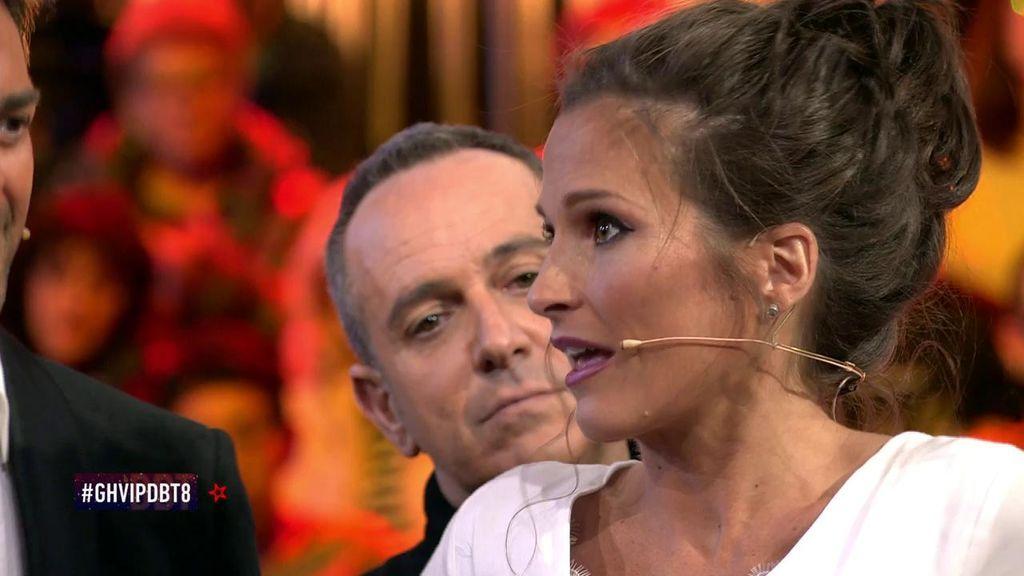 """Verdeliss opina sobre la nueva amistad de Aurah con Miriam: """"Tiene miedo a salir expulsada"""""""