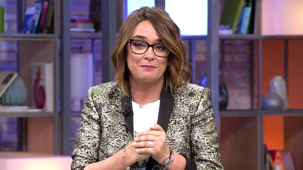 """Toñi Moreno se despide de 'Viva la vida': """"Me habéis enseñado a hacer televisión"""""""