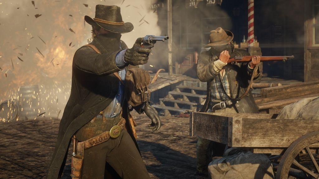 La polémica llega a la segunda parte del videojuego 'Red Dead Redemption 2'