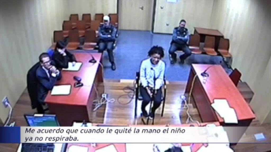 El vídeo de la declaración de la asesina de Gabriel